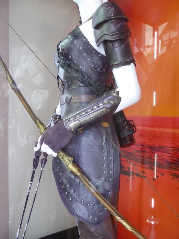 Wonder Woman Antiope costume
