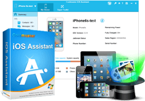 Coolmuster iOS Assistant Portable