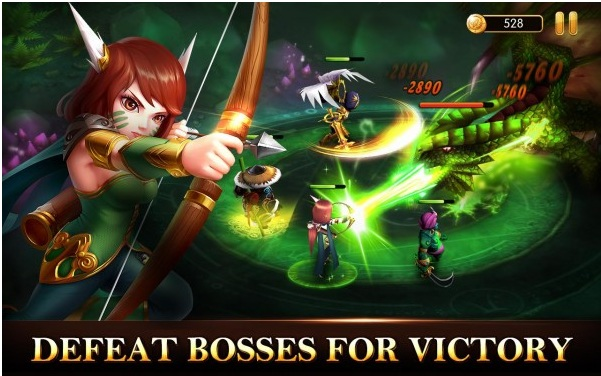 Spirit Guardian v2.3.3 Apk Mod (No Skill Cooldown)