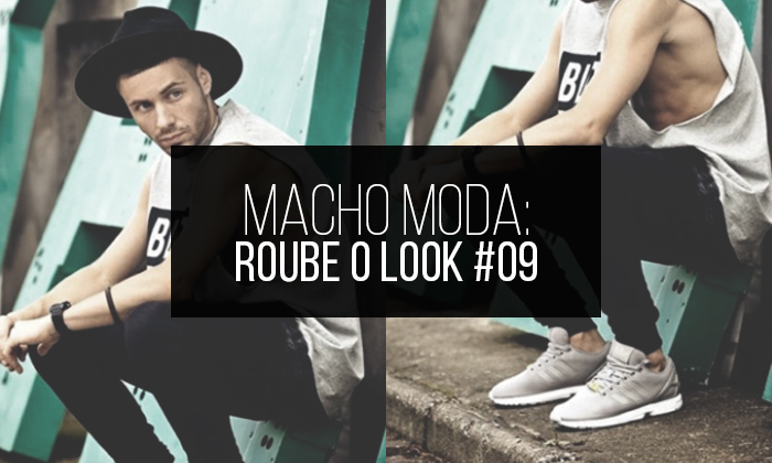 Macho Moda - Blog de Moda Masculina  Macho Moda  Roube o Look  09 0e1edf68b8f4f