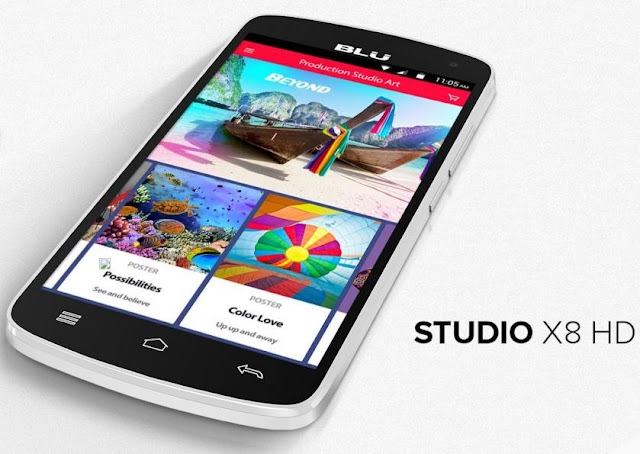 BLU Studio X8 HD