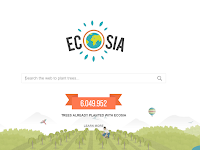 Ecosia, Search Engine Penanam Pohon