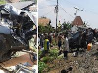 Tragis! Satu Keluarga Tewas Tertabrak Kereta Api, Korban Teridentifikasi Lina Retnowati Asal Petamburan