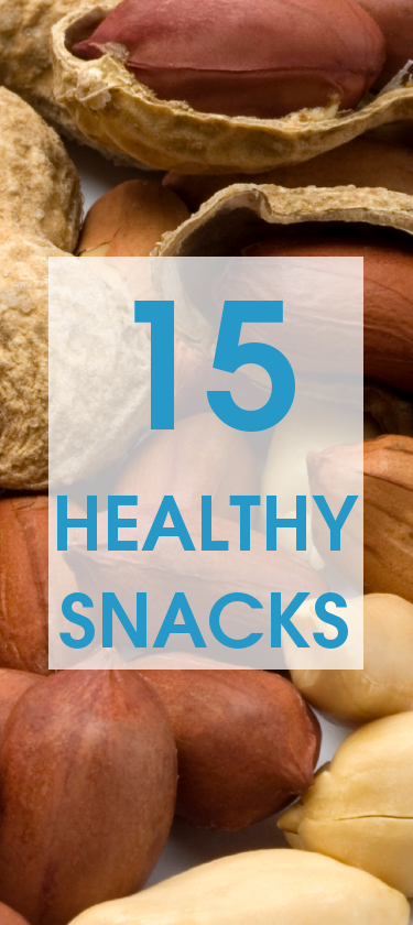 15 Snack Swaps for a Flatter Tummy