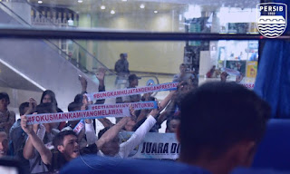 Bobotoh Persib Bandung Siap Datangi Markas PSSI
