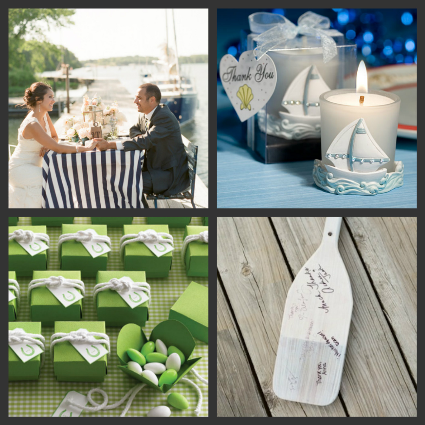 Weddings Are Fun Blog: Have a Nautical Themed Wedding