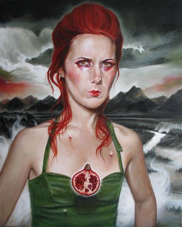 Портреты сильных женщин. Edith Lebeau 17