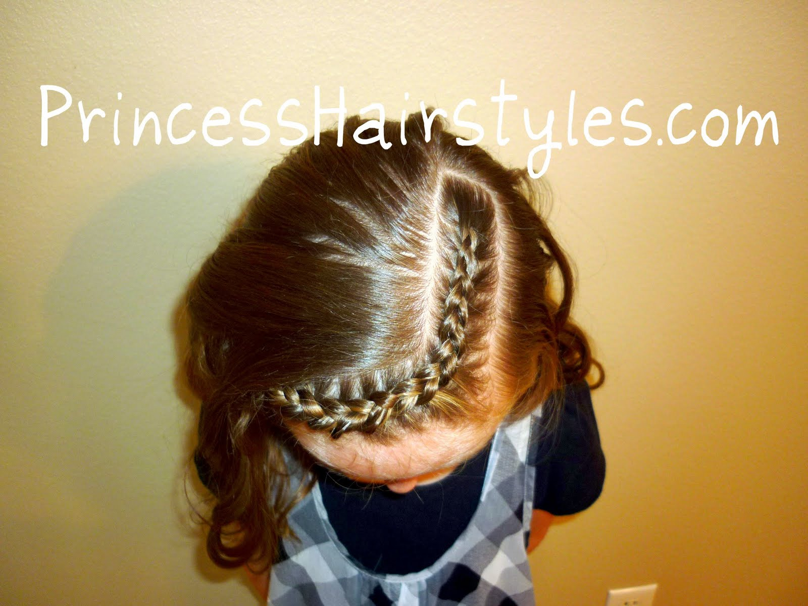 This hairstyle would be cute on any age A hairstyle for little girls . 1600 x 1200.Hairstyles For Girls Ages 12 13