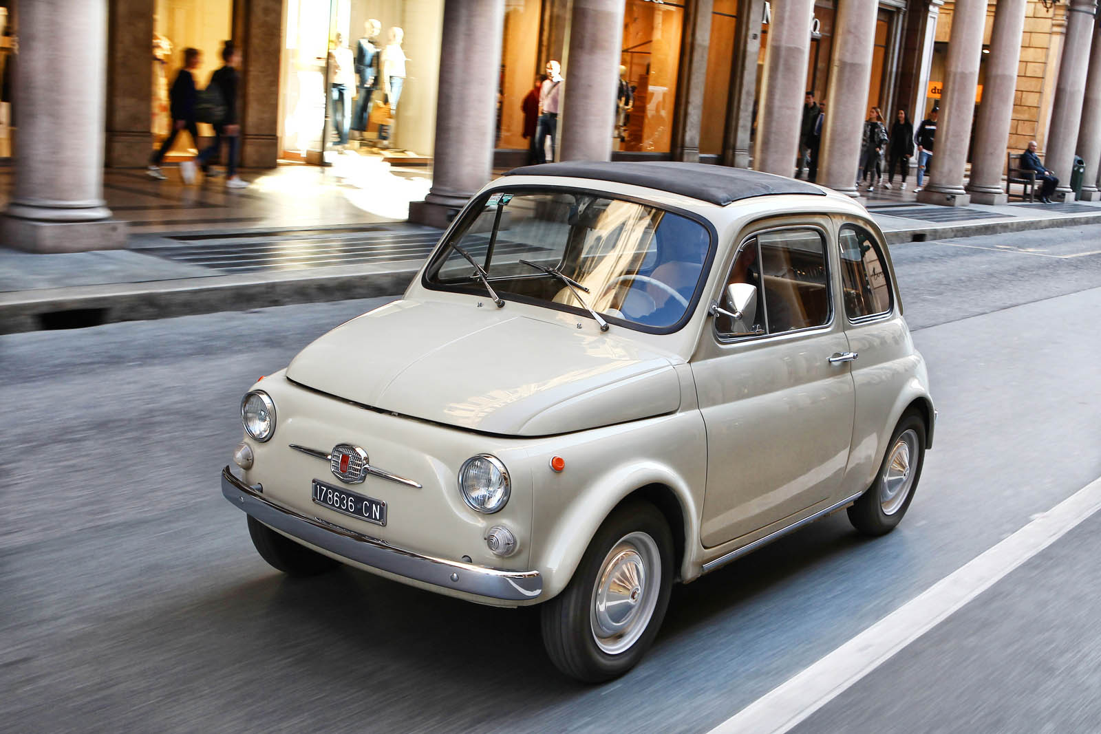 The Fiat 500 Is Now Officially A Work Of Modern Art