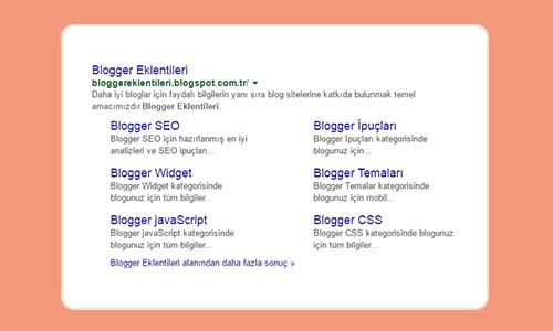 Blogger SEO Ayaları