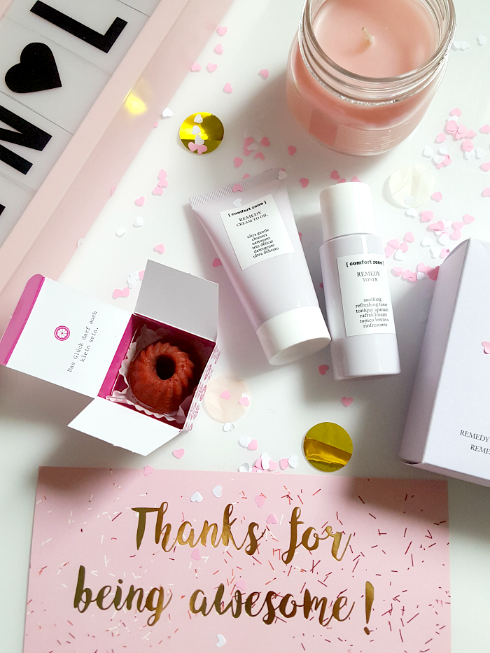 Giveaway: 5 Jahre Madame Keke - Comfort Zone Remedy Soothing Cleansing Kit - Gewinnspiel - Madame Keke The Luxury Beauty and Lifestyle Blog