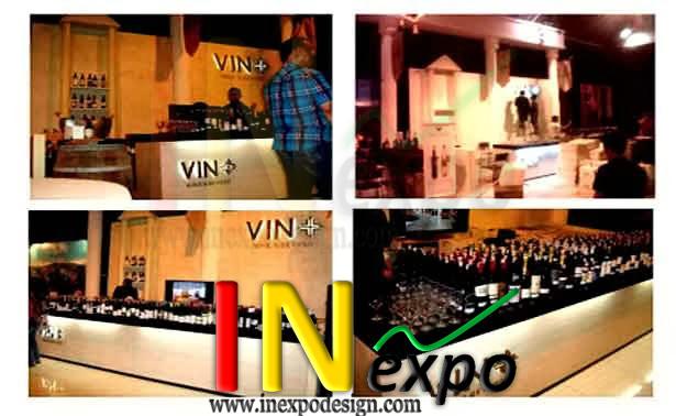 Stand Pameran Vin+ Inexpo Kontraktor Pameran