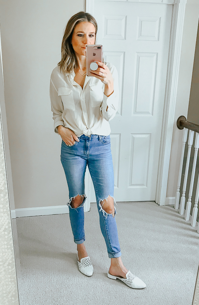 The best summer jeans