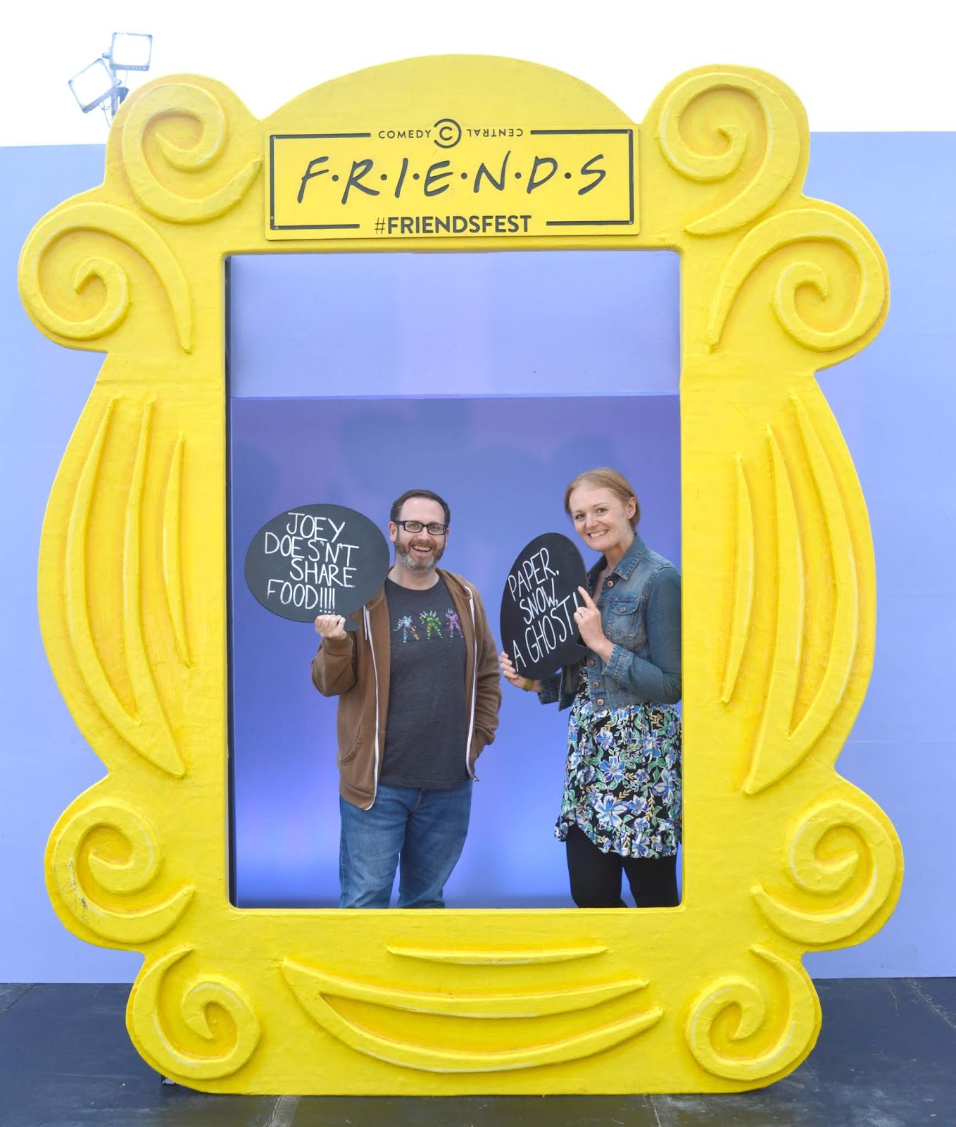 Friends Fest Arrives in Newcastle