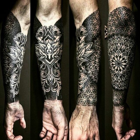 10 Most Coolest Sleeve Tattoos For Men