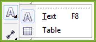 Text CorelDRAW X7