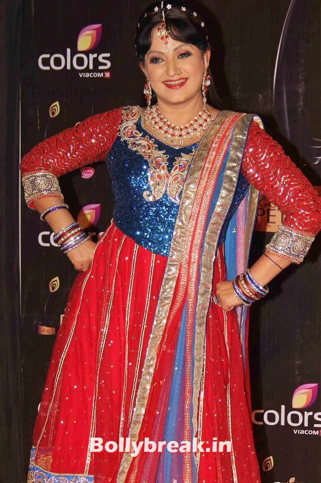 Upasana Singh, Colors Tv 3rd Golden Petal Awards