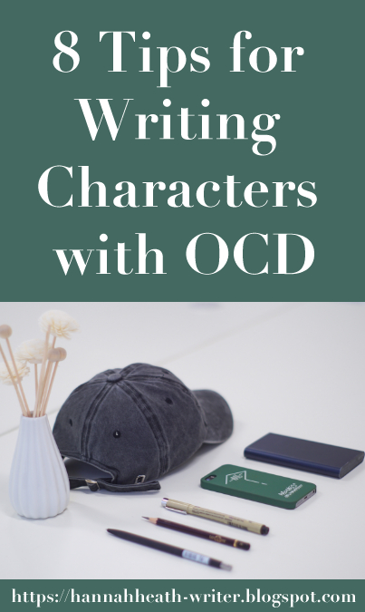 8 Tips for Writing Characters with OCD