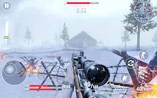Call of Sniper WW2 v1.5.6 Mod