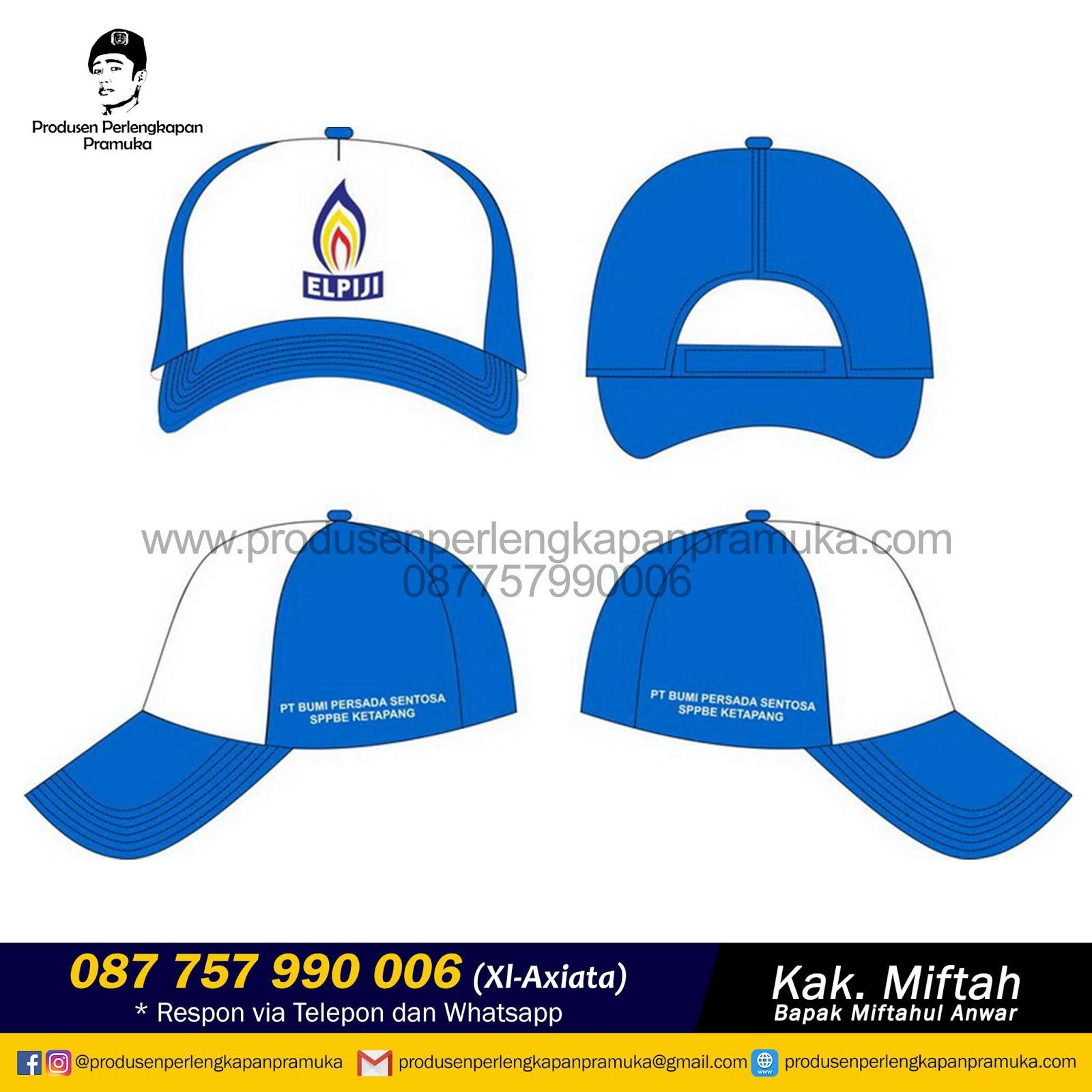 Produksi Topi Di Bandung