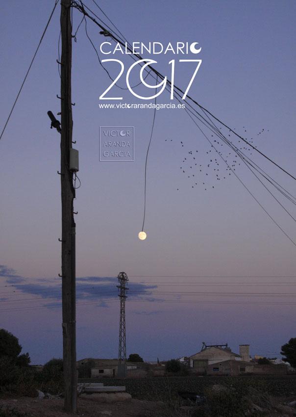 fotografia,calendario,2017,luna
