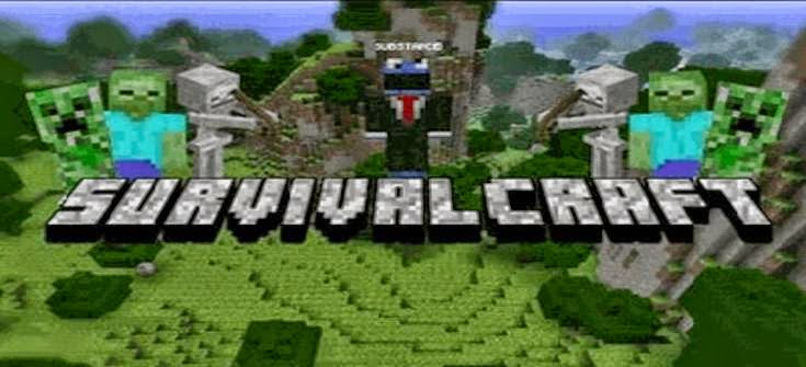 Download Survivalcraft Apk
