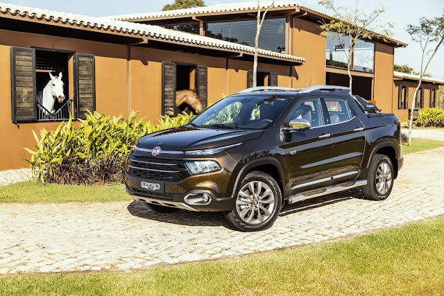 Fiat Toro 2019 Ranch 2.0 Turbo Diesel 4x4 - Preço