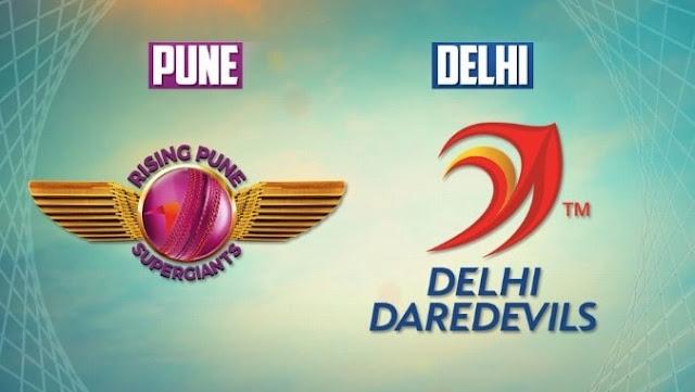 RPS vs DD IPL Match Live Streaming - 11 April 2017