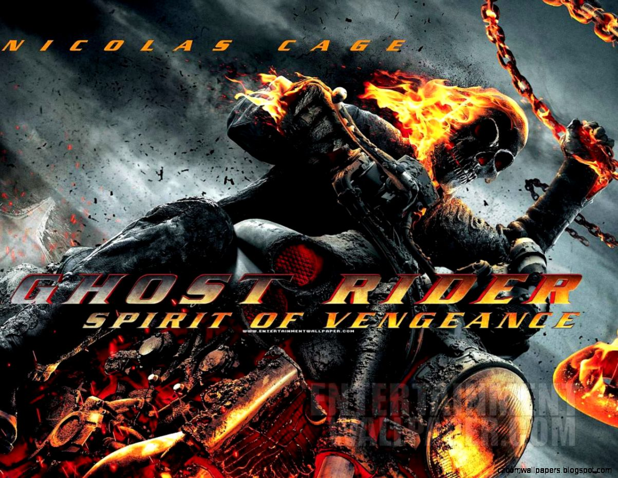 Ghost Rider Spirit Of Vengeance Wallpapers Zoom Wallpapers