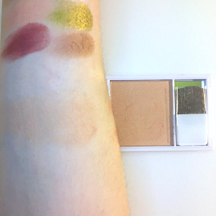 e.l.f. Blush Glow swatch