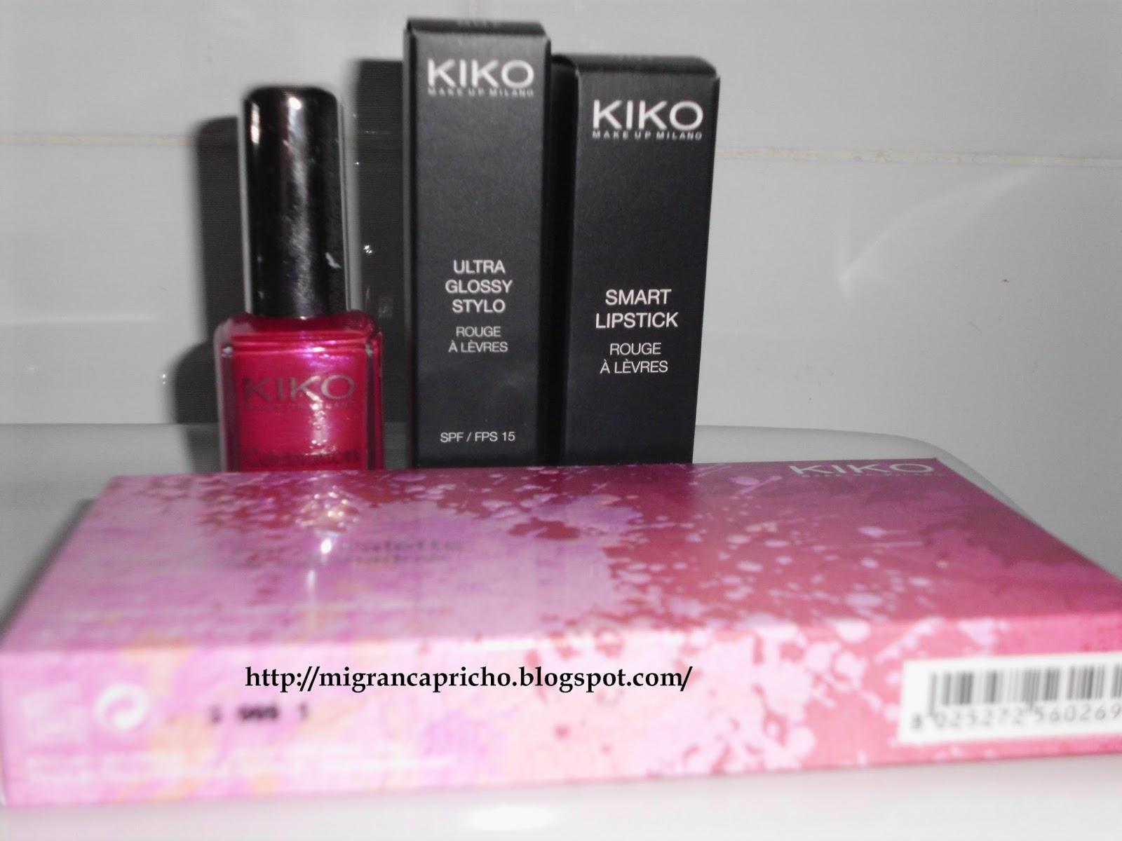 Kiko cosmetics mi dolce belleza blog de cosmetica y - Pintaunas kiko efecto espejo ...