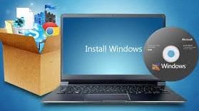 Perbedaan New Installation dan Upgrade Installation Pada Komputer