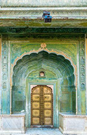 Laharia Gate