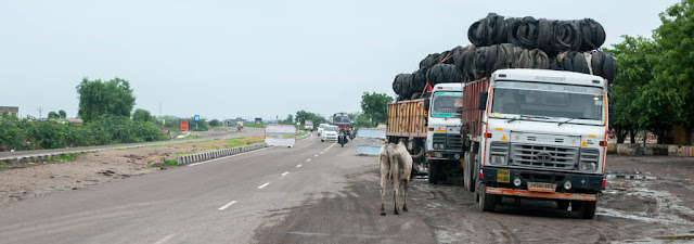 Carreteras de la India