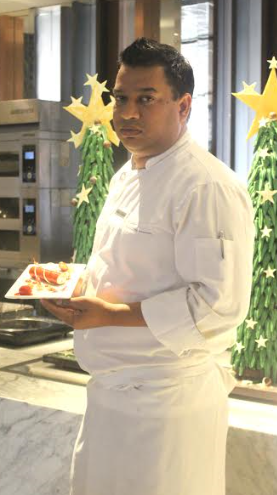 Satish Kumar Sharma Appointed as a Pastry Chef @Hyatt Regency Gurgaon