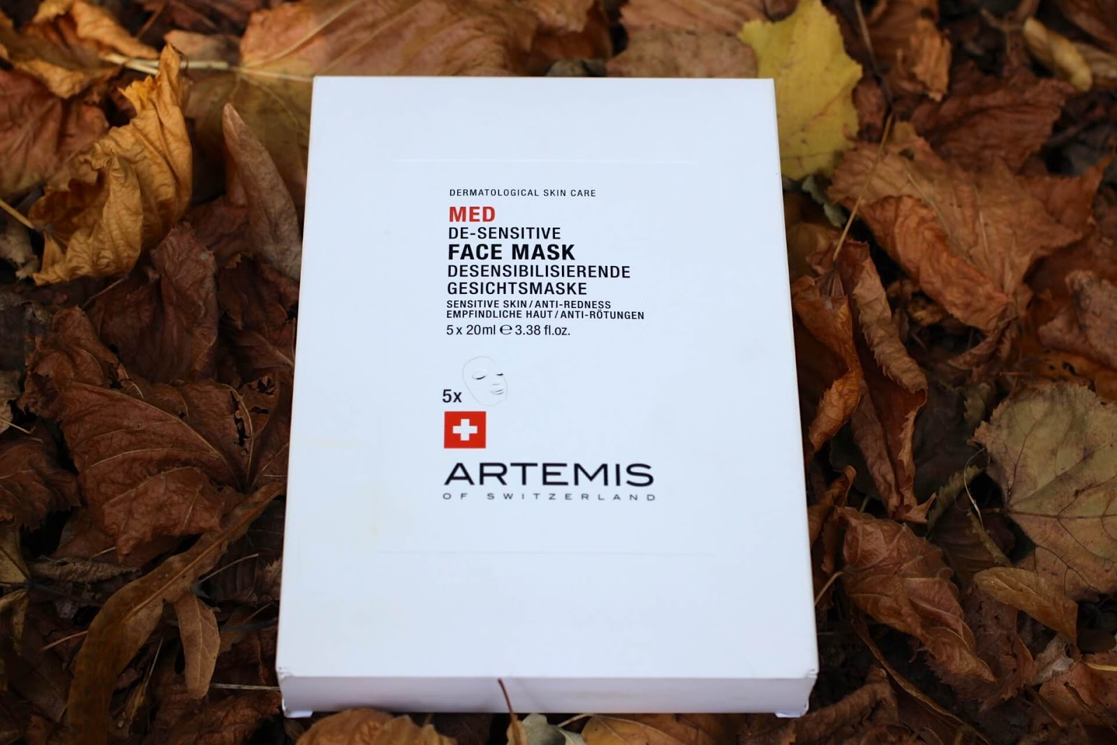 Artemis Med De-Sensitive Face Mask - Desensiblisierende Gesichtsmaske