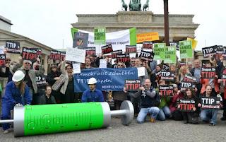 Αναστατώνουν τα μυστικά έγγραφα της TTIP