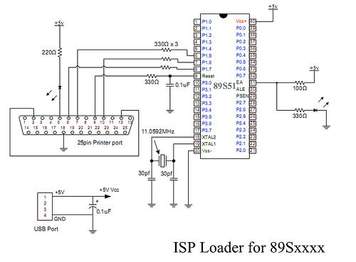 8x8 dotmatrix scrolling led display electronic projects