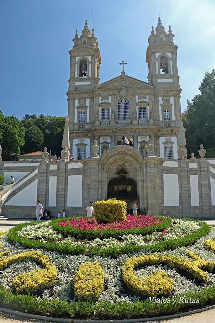 Santuario del Buen Jesús del Monte, Braga
