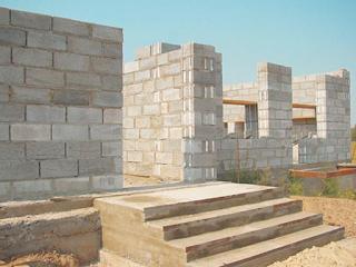 Что такое легкобетонные стены