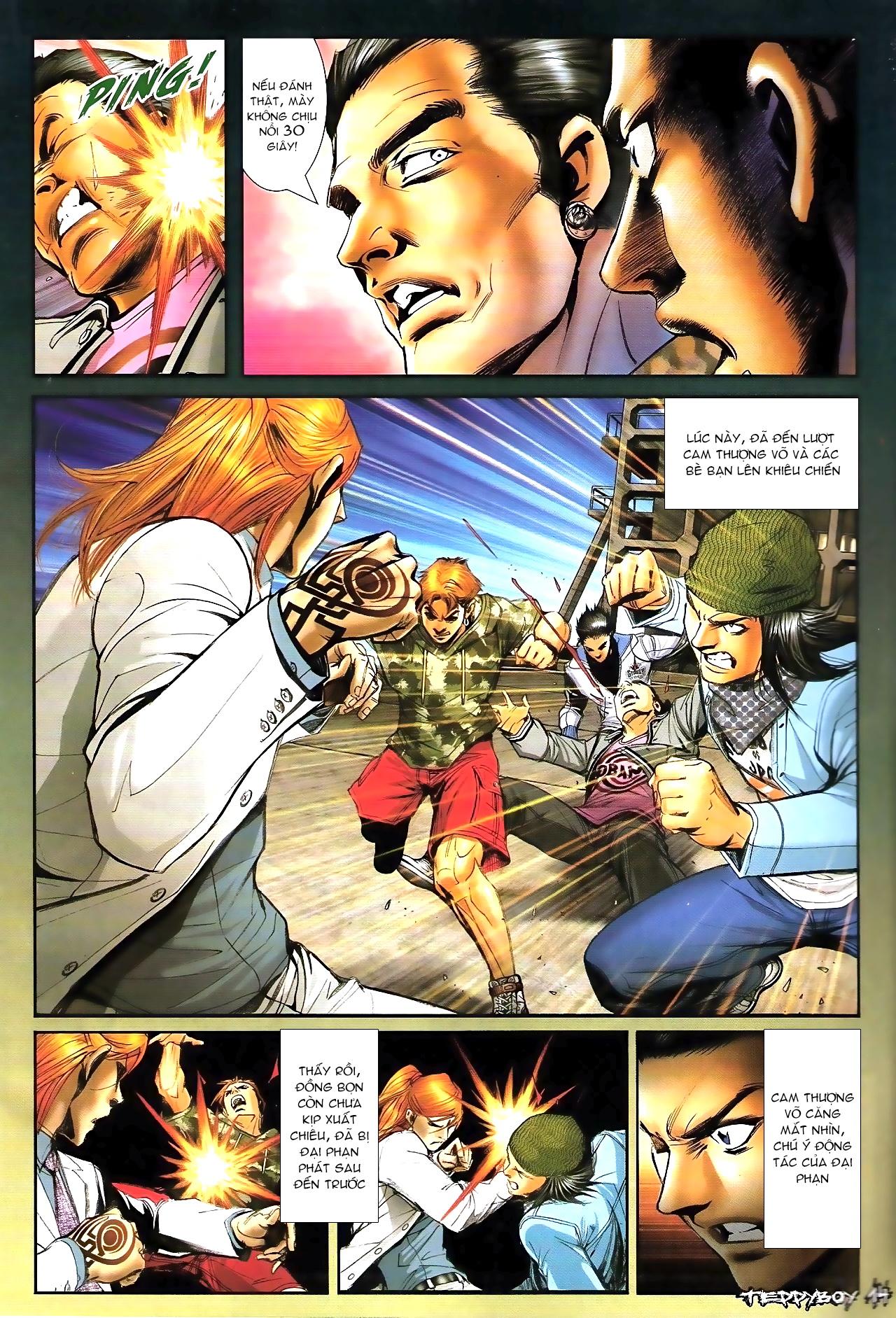 Người Trong Giang Hồ - Chapter 1289: Thái Tử thứ hai - Pic 13