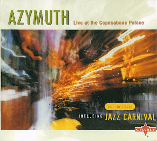 Azymuth - 1985 - Live At The Copacabana Palace