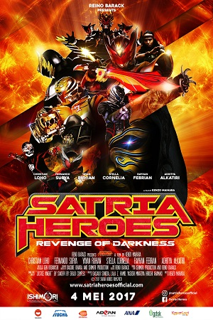 SATRIA HEROES: REVENGE OF DARKNESS