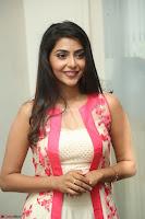 Aishwarya Lekshmi looks stunning in sleeveless deep neck gown with transparent Ethnic jacket ~  Exclusive Celebrities Galleries 065.JPG