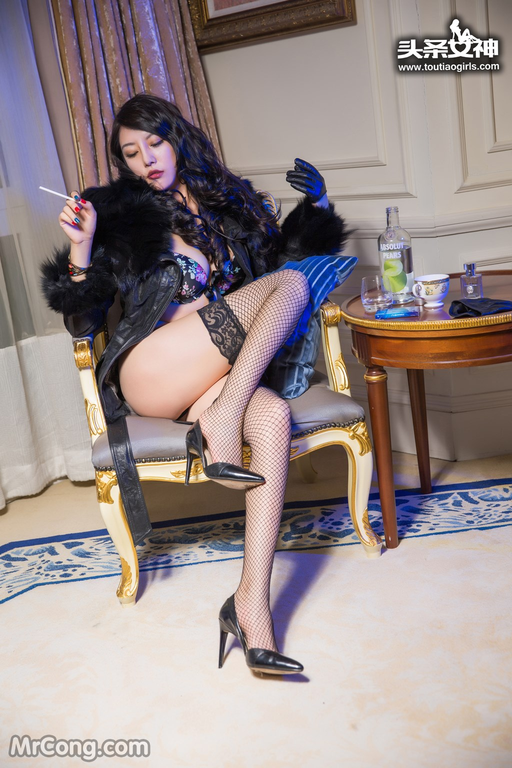 Image MrCong.com-TouTiao-2016-12-26-Dan-Dan-005 in post TouTiao 2016-12-26: Người mẫu Dan Dan (丹丹) (33 ảnh)