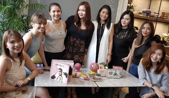 a photo of Benefit Cosmetics Philippines with Askmewhats