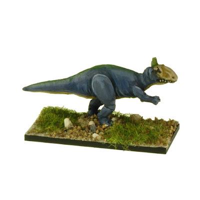 DIN137 Cryolophosaurus x1
