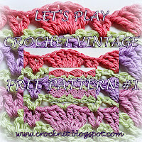 free crochet patterns, how to crochet, shells