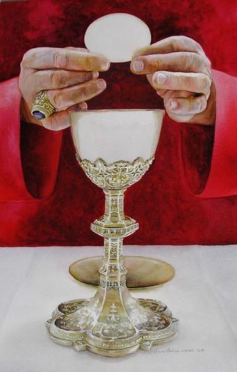 Holy Communion  Catholic Church