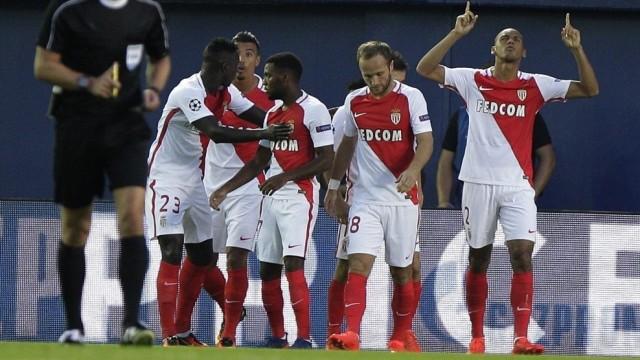 AS Monaco vs Villareal